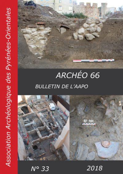 Archéo 66 N° 33